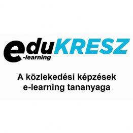 Elméleti oktatás (E-learning)